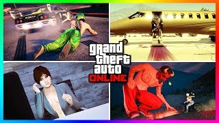 10 AMAZING Features That Everyone NEEDS To Be Using In GTA Online!