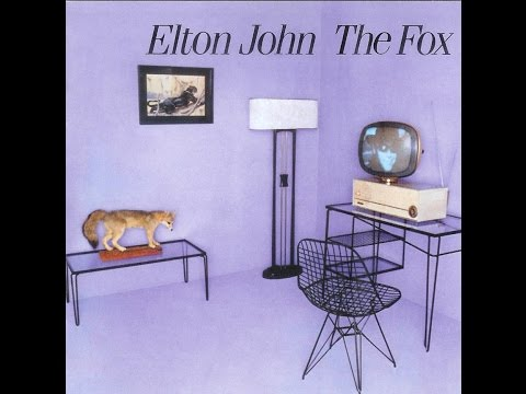 Elton John - Elton's Song (1981) With Lyrics!