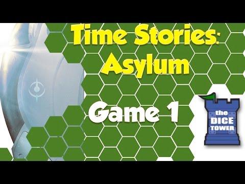 Time Stories: Asylum Playthrough:  Game 1 (SPOILERS)