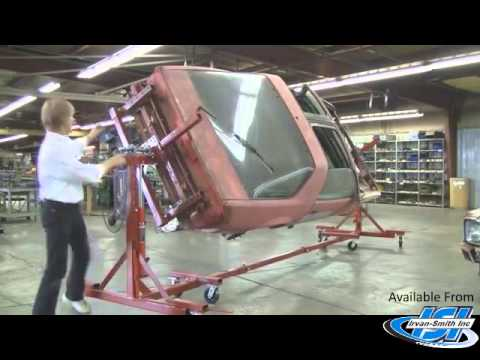 The Auto Rotisserie by Merrick Machine Co.