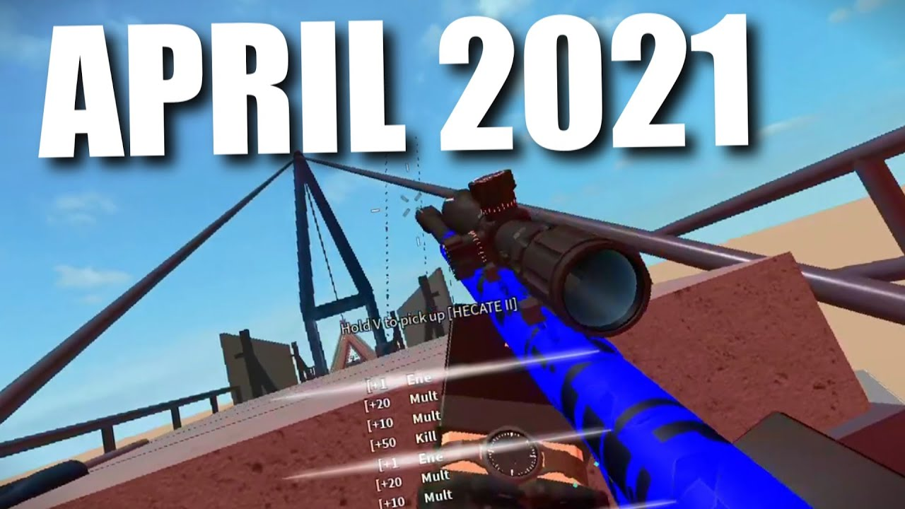 Download TOP CLIPS OF THE MONTH APRIL 2021 (phantom forces)