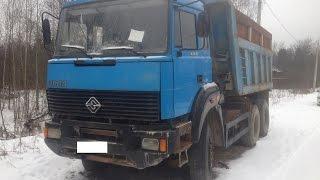 Обзор самосвала Урал 583109(, 2017-05-10T15:13:25.000Z)