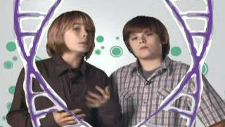Twin Tastic - Dylan & Cole Sprouse - Brenda Song thumbnail