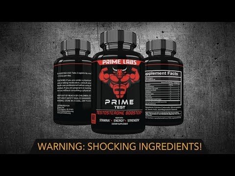 Prime Test Testosterone Booster Review [SCIENTIFIC REVIEW OF INGREDIENTS]