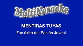 Multi Karaoke - Mentiras Tuyas