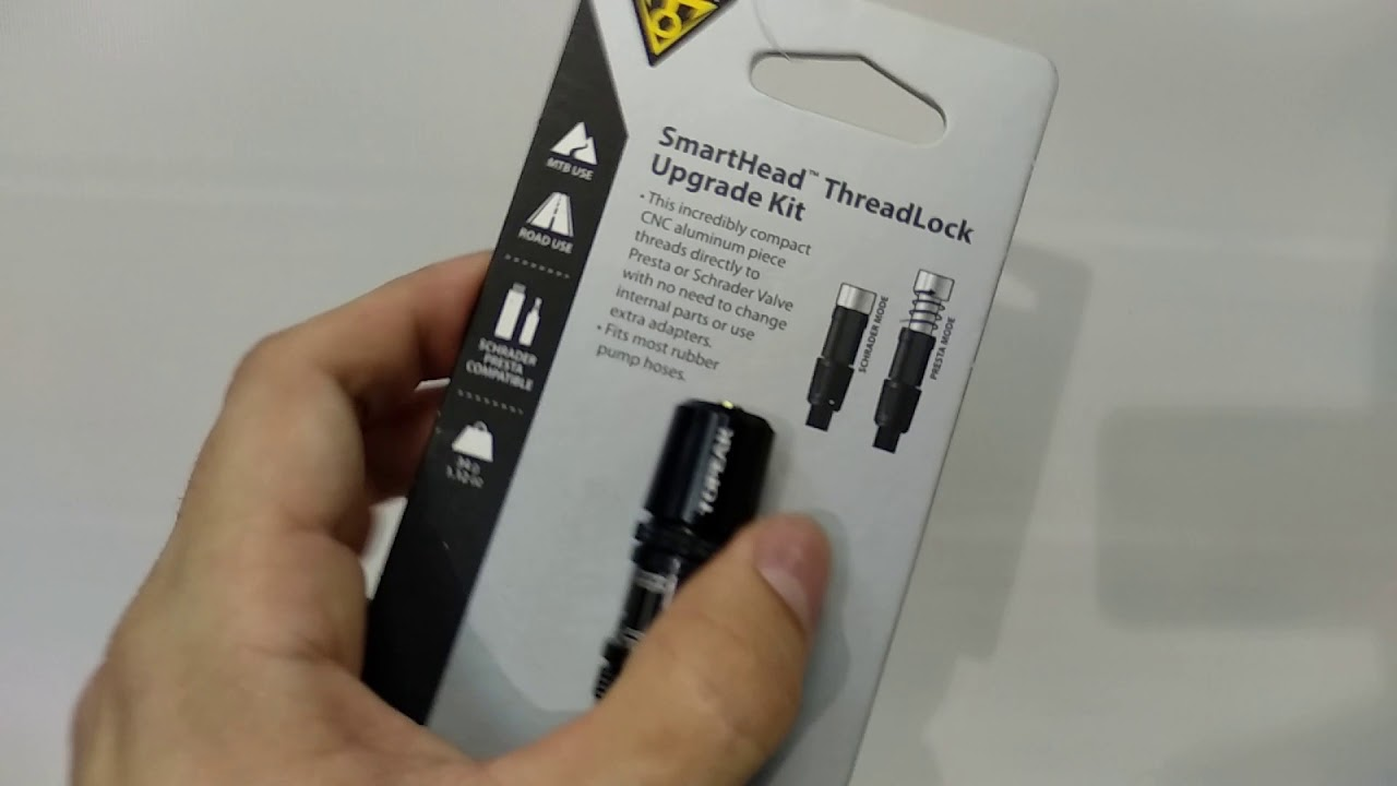 TOPEAK SMARTHEAD THREADLOCK UPGRADE KIT