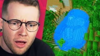 Minecraft 1.18 NEW Worlds are CRAZY