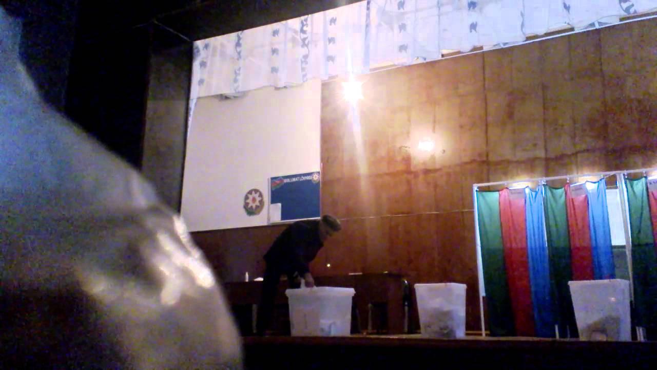 Məntəqə katibi anti-demokratik seçki mühitinə etiraz olaraq istefa verdi