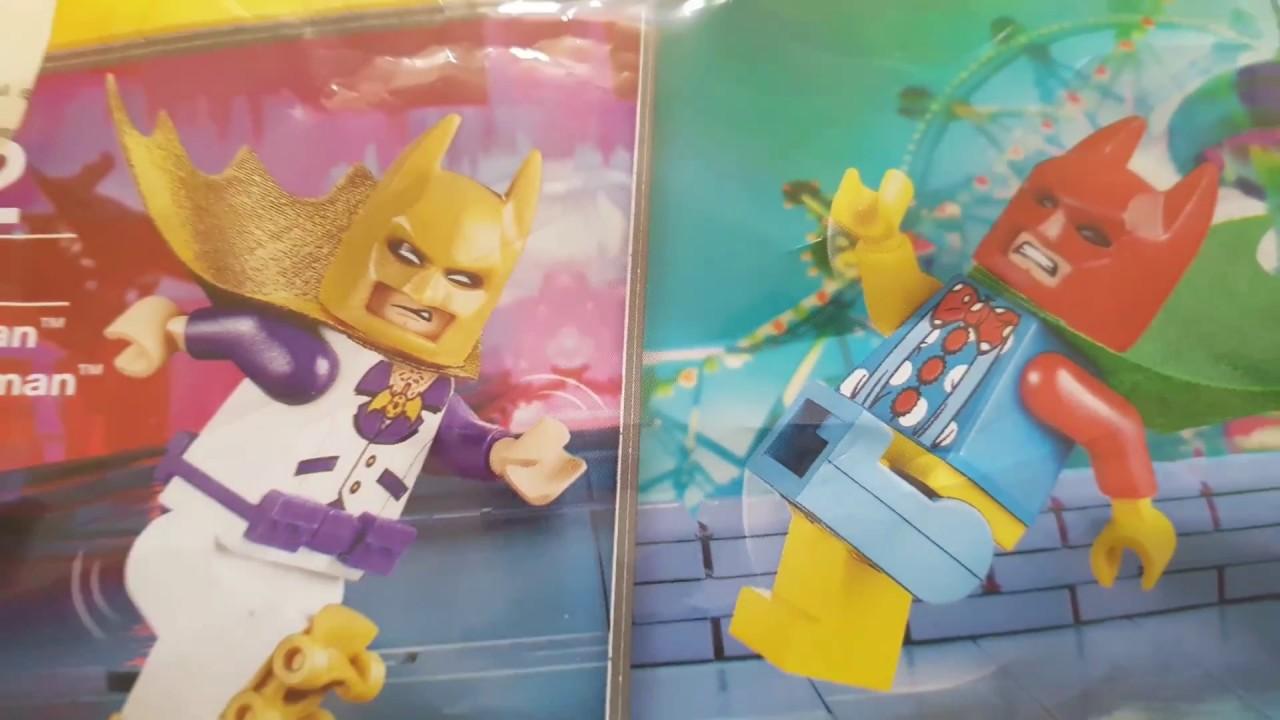 LEGO Batman The Movie :: Exclusive Bat-o-bag / Polybag 😁