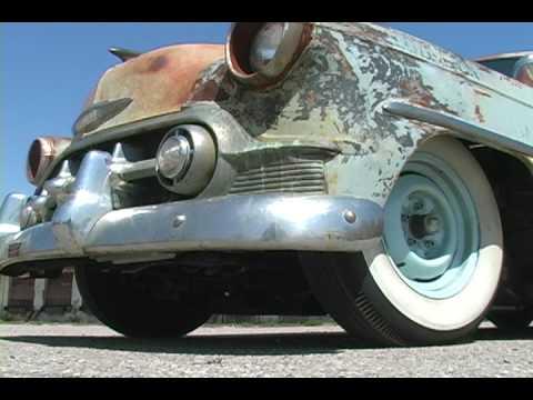 GloversGarage Presents - McClellan's 1953 Chevy 210 Custom Chopped & Bagged