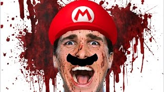 MARIO IS A MONSTER
