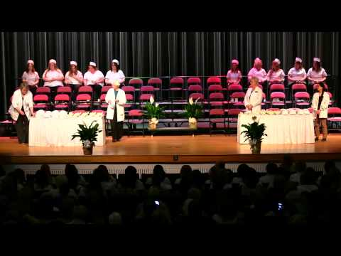 Ozarka College Capping and Pinning Spring 2015