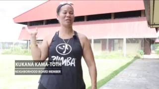 Waimanalo District Park Gym Awaits Repairs