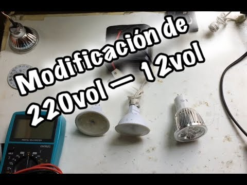 5 en led de vola Lampara minutos 12v modificaciones 220 iOPXuTkZ