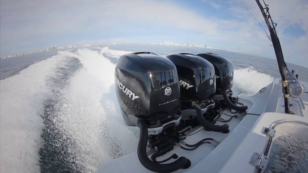 Mercury Marine Changes The Boating Industry With A