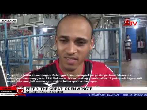 Peter 'The Great' Odemwingie Makin Ketagihan Kemenangan