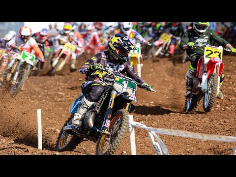 2019 Vets MXdN | The Most Epic 2 Stroke MX Race Of The Year | BRADSHAW Vs BROWN | CR500 Vs YZ 250