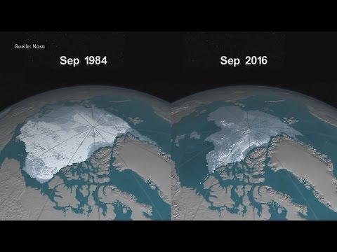 Erschreckende NASA-Animation: So