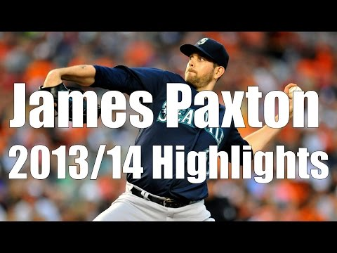 James Paxton - Seattle Mariners - 2013/14 Highlight Mix HD