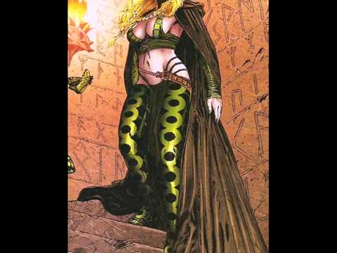 SECTION 5 FANTASY FIGHTS-(Enchantress Vs Circe)