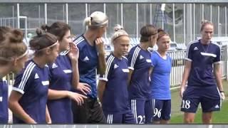 ЖФК Жилстрой-1 завершает подготовку к Лиге чемпионов