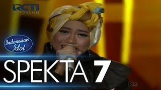 AYU - DÉJÀ VU (Beyonce Ft. Jay-Z) - Spekta Show Top 9 - Indonesian Idol 2018