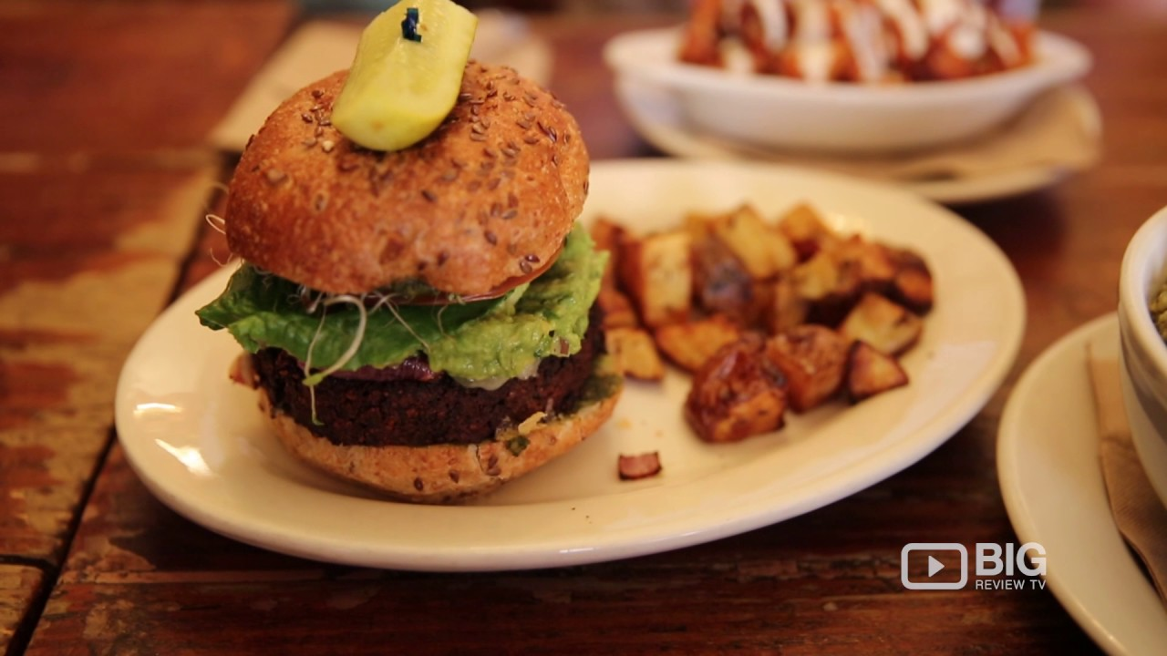 The Organic Grill Vegan Restaurant New York For Healthy Food And