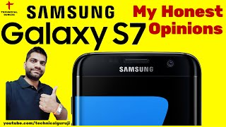 [Hindi] Galaxy S7 & S7 Edge | Better than G5? | My Opinions