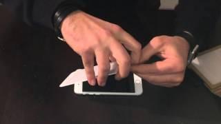 iPhone 6 6S Panzerglas Folie 3D Full Cover - Gebrauchsanweisung und Anleitung zum Anbringen