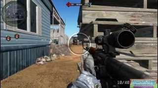 Warface: нубо-снайпер с СВД, ВЗРЫВАТЕЛЬ ГОЛОВ
