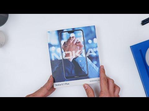 Rp3.299 Juta! Unboxing Nokia 6.1 Plus Indonesia!