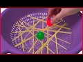 DIY How to Make a Spaghetti Net Challenge Game