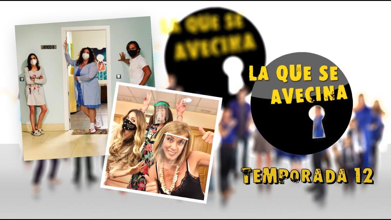 La Que Se Avecina 12ª Temporada Parte 2 Vuelta Al Rodaje Youtube
