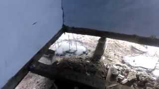 видео Замена фундамента дома во влагонасыщенном грунте