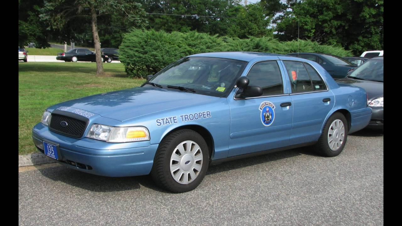 Maine State Police Car Showcase - YouTube
