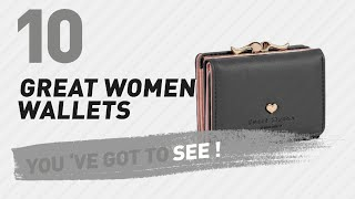 Damara Women Wallets, Top 10 Collection // New & Popular 2017