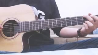 Lạ Lùng - Vũ. | Guitar cover by Trung