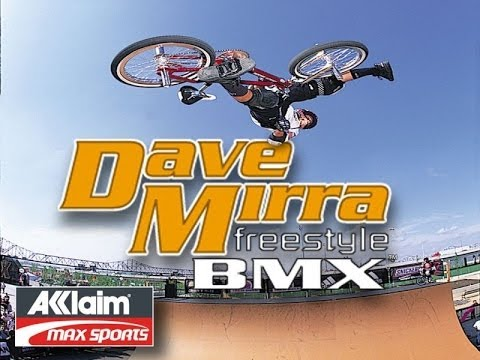 How To Get Dave Mirra's Freestyle BMX for PC Free