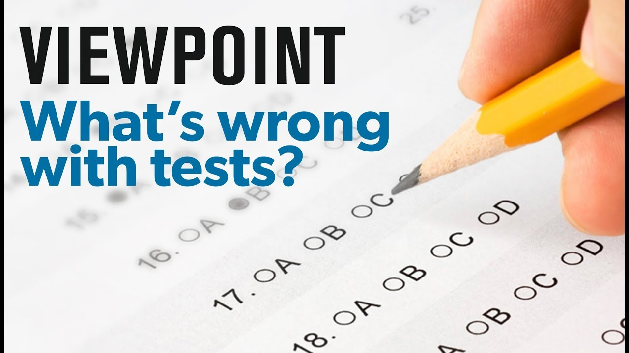 alternative viewpoints on standardized testing