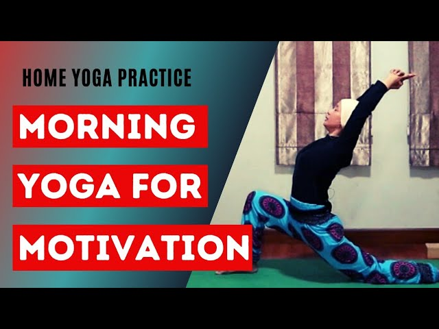 Morning Yoga for Motivation | Yoga Indonesia
