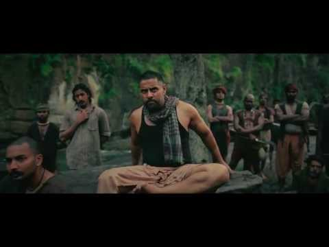 Raavanan trailer new