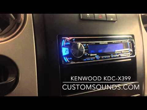 Kenwood KDC-X399