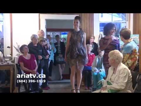 SLOW CLOTHES Fashion Show in West Vancouver