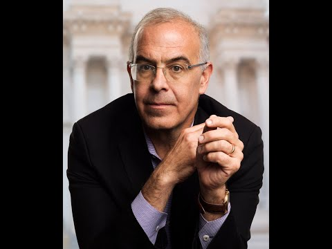 David Brooks at 2019 Library of Congress National Book Festival