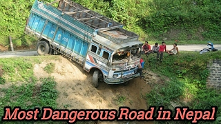 Top 10 Most Dangerous Roads You Would Never Want to Drive On