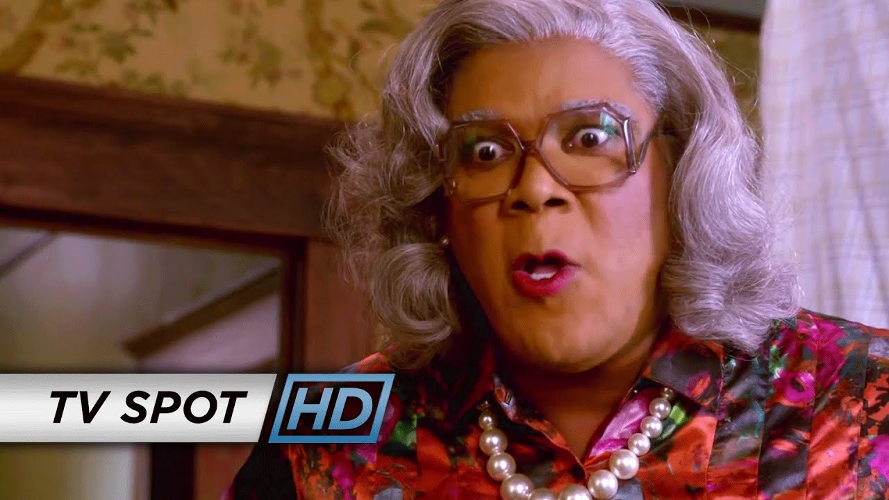 Tyler Perrys Madeas Witness Protection 2012 Protect Tv Spot