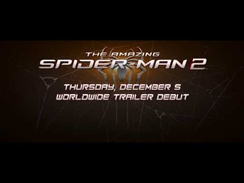 The Amazing Spider Man 2 : WORLDWIDE  DEBUT TOMORROW HD