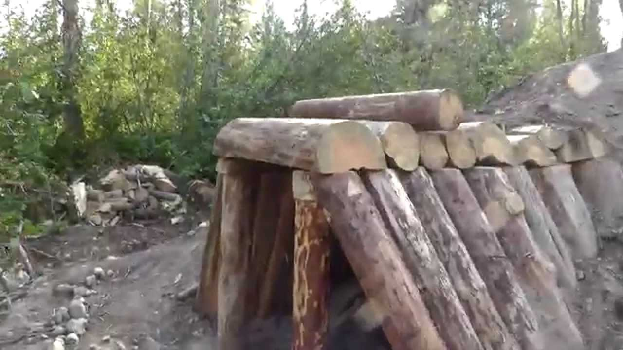 Download A student-built First Nations pit house at UNBC
