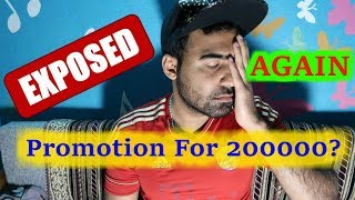 GauravZone Exposed Again || GauravZone Vs Two Brothers || 2lakh For Promotion