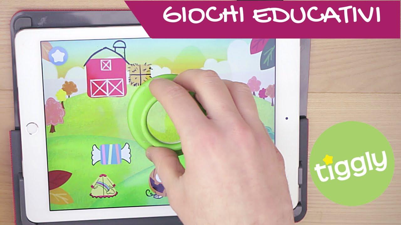 giocattoli intelligenti per bambini di 4 anni